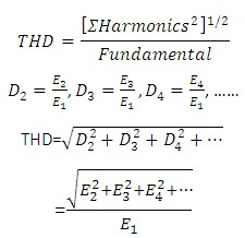 Harmonic distortion analyzers - MyClassBook