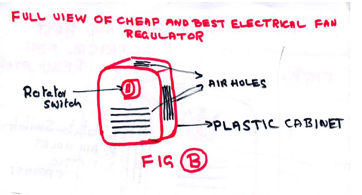 full-view-of-electric-fan-regulator