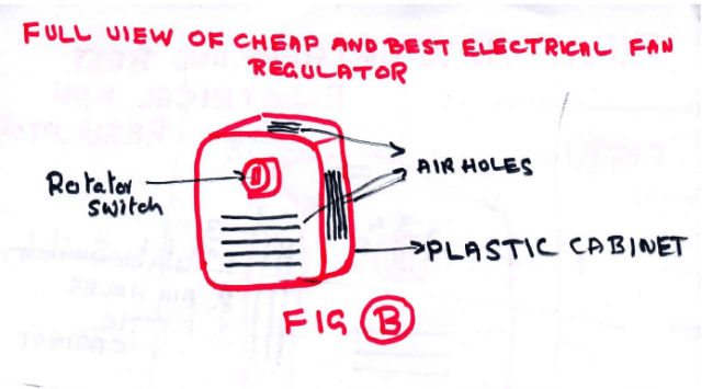 full-view-of-electric-fan-regulator