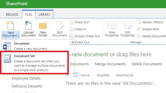 Document Set Context