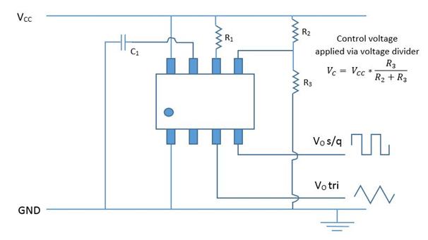 Voltage Controlled Oscillator